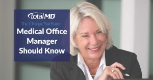 Medical office managers