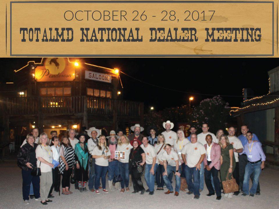 TotalMD 2017 Dealer Meeting Recap
