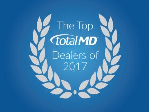 TotalMD Dealer of the Year 2017
