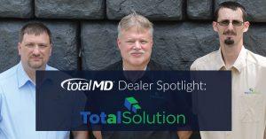 Dealer Spotlight for Total Solution