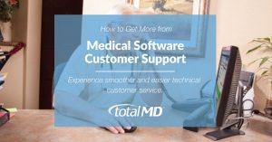 TotalMD Customer Support