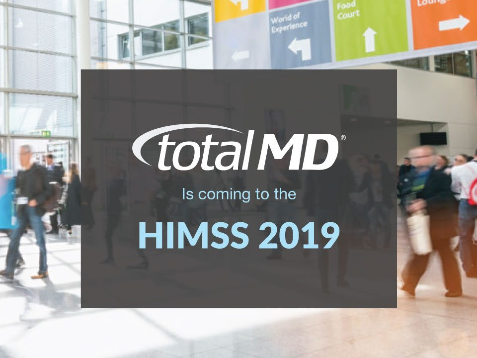 HIMSS 2019 TotalMD