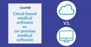 cloud-based medical software