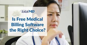 free medical billing software