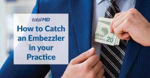 embezzler and medical software